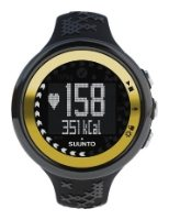 Suunto M5 Black-Gold