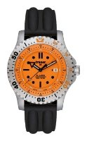 Traser Diver Automatic Orange black