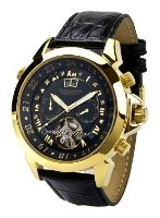 Calvaneo 1583 Astonia Gold Diamond Black